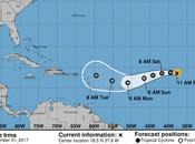 Huracán Irma podría afectar República Dominicana menos semana.