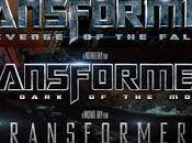 Transformers, Saga cine palomitas