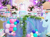 ideas para Baby Shower Unicornio