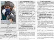 ¿QUÉ SENSIBILIDAD QUÍMICA MÚLTIPLE? Tríptico. Autora María José Moya-SISS, revisión científica Fernández-Solà (ed. corr. act. 2017)