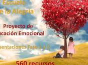 Educación Emocional Escuela Hogar. recursos, disponible AMAZON KINDLE.