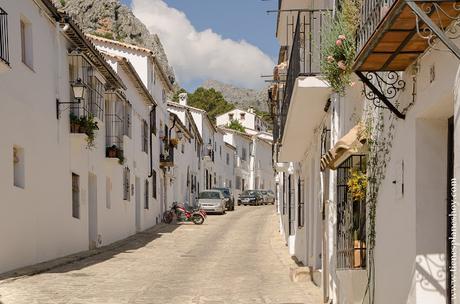 Pueblos blancos Andalucia Grazalema
