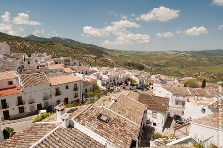 Zahara de la Sierra Andalucia Grazalema