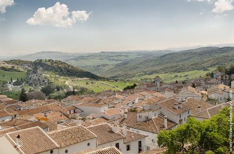 Grazalema Pueblos Blancos Andalucia Cadiz