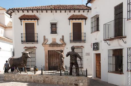 Grazalema Pueblo blanco Andalucia