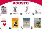 ocho títulos vendidos viveLibro agosto