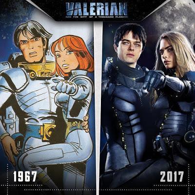 Reseña de cine: Valerian