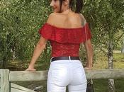 Outfit Body Encaje Mejor Vaquero Mundo