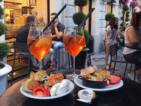 El aperitivo italiano