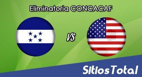Honduras vs Estados Unidos en Vivo – Jornada 8 Hexagonal Final – Eliminatoria CONCACAF Mundial Rusia 2018