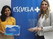 Escuela+ premió maestra viaje Congreso Iberoamericano Educación
