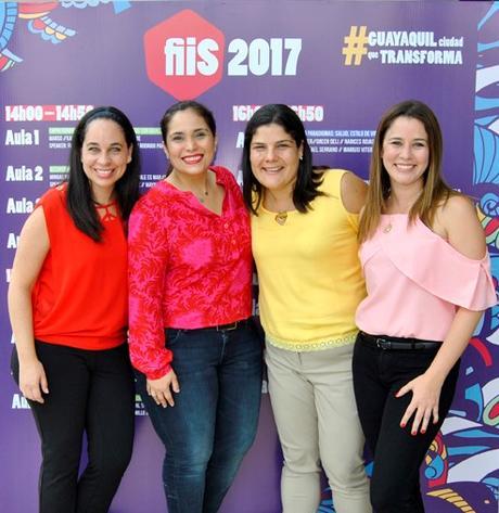 FIIS (Festival Internacional de Innovación Social) llegó a Guayaquil