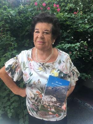 """Carmen de la Bandera: """"El personaje principal de 'Mi vida de trotamundos' ha sido un persona muy importante en mi vida"""""""