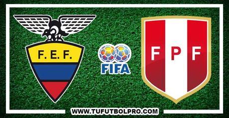 Ver Ecuador vs Perú EN VIVO Por Internet Hoy 5 de Septiembre 2017