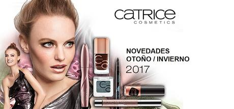 NOVEDADES CATRICE OTOÑO-INVIERNO DE 2017