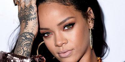 Rihanna y su línea de maquillaje
