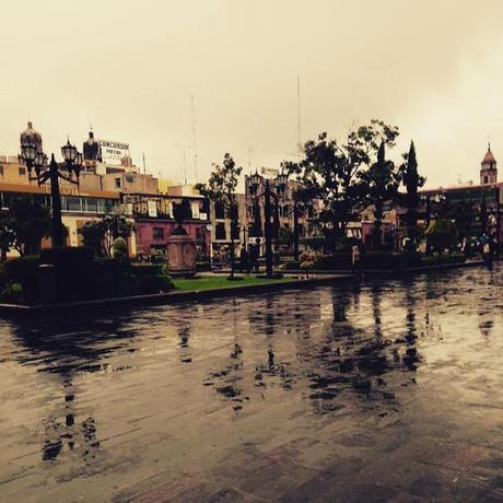 """La tormenta tropical """"Katia"""" seguirá causando fuertes lluvias en SLP"""
