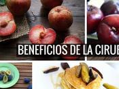 Beneficios ciruelas Como buena fruta, ciruela e...