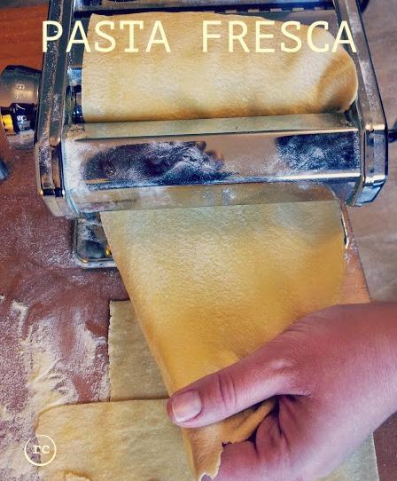 Pasta fresca casera paperblog for Casera m bel