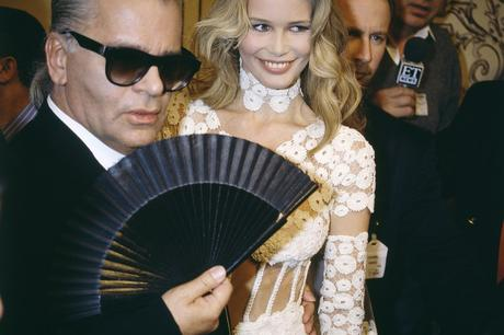 Karl Lagerfeld for me and for you...