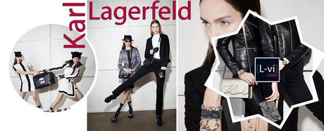 Karl Lagerfeld for me and for you... L-vi.com