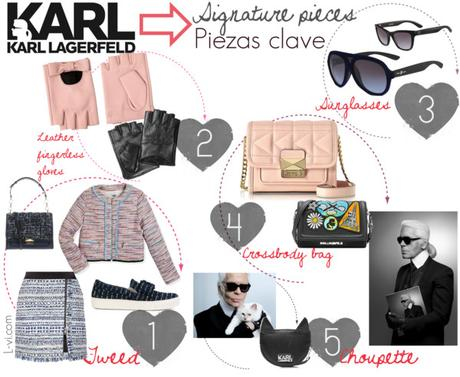 [Heroes] Karl Lagerfeld's Signature pieces