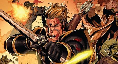 Rumor: La nueva identidad de Hawkeye para LOS VENGADORES 4