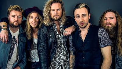 Frontiers goes Classic Rock: Inglorious + Mason Hill + Dirty Thrills