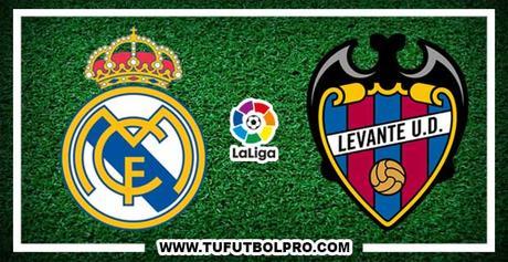 Ver Real Madrid vs Levante EN VIVO Por Internet Hoy 9 de Septiembre 2017