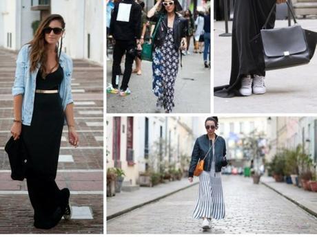 Vestidos Y Inspiración – Largos Paperblog Zapatillas 0mwvPNny8O