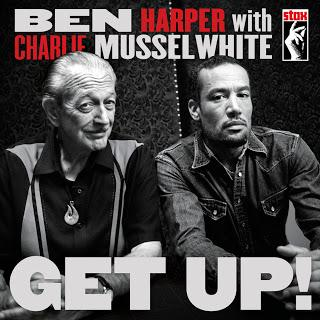 Ben Harper & Charlie Musselwhite - I'm in I'm out and I'm gone (2013)