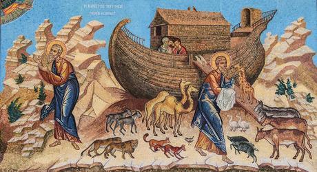 ARMENIA (3) -  Khor Virap, Sanahin, Haghpat y Akhtala. - El arca de Noé.
