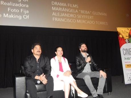 Verónica cierra el telón del Festival de Cine México-Alemania