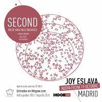 Concierto de Second y Kuve en Joy Eslava