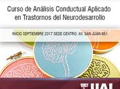 Curso Análisis Conductual Aplicado (ABA) trastornos neurodesarrollo