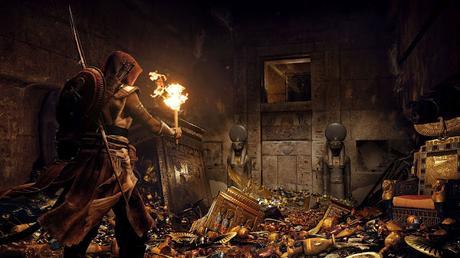 Así son las misiones secundarias de Assassin's Creed Origins