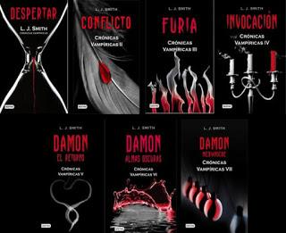 SerieReseña   Crónicas Vampíricas   Vampire Diaries