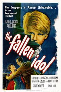 El ídolo caído (The fallen idol, Carol Reed, 1948. GB)