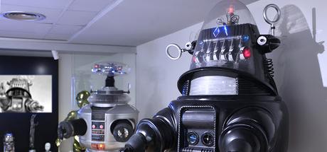 The Robot Museum, pasado y futuro de la #Robótica @therobotmuseum