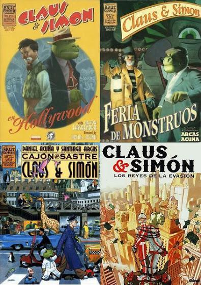 Claus & Simon