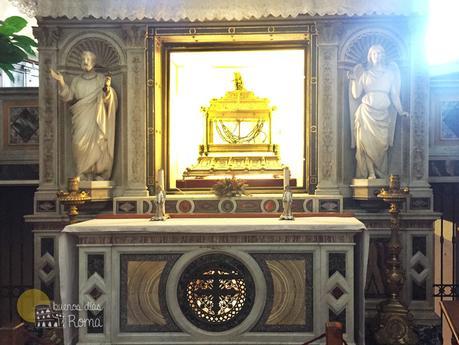 Cadenas de San Pietro in Vincoli