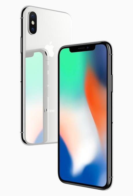 Apple lanza el iPhone X-con pantalla AMOLED (Fotos)