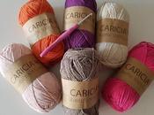 Tips: hilo algodón rustico caricia
