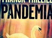 Quinto sorteo Aniversario Pandemia Franck Thilliez