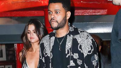 Selena Gomez y The Weeknd viven juntos