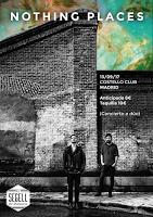 Concierto de Nothing Places en Costello Club