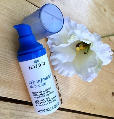 Piel Hidratada 48H y Protegida frente a la Polución con Crème Fraîche® de Beauté