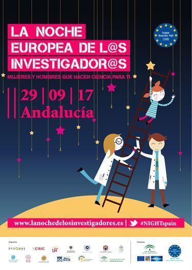 La Noche Europea de los Investigadores llenará de ciencia el centro de Sevilla