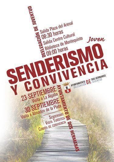 Senderismo y Convivencia, una nueva actividad de Dos Hermanas Divertida.