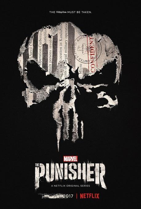 Nuevas imágenes, póster y sinopsis de THE PUNISHER